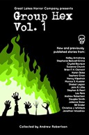 Group Hex Vol. 1 cover - horror anthology