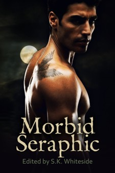 Morbid Seraphic book cover - anthology, short stories