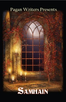 Samhain book cover - anthology, short stories, poetry, articles