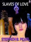 Slaves Of Love book cover - science fiction romance erotica