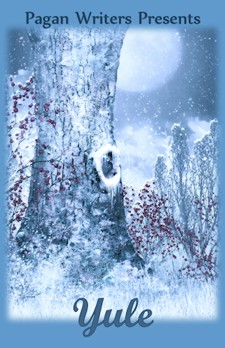 Yule book cover - anthology, short stories, poetry, articles
